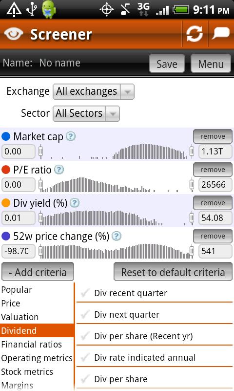Stock Chaos Transactions